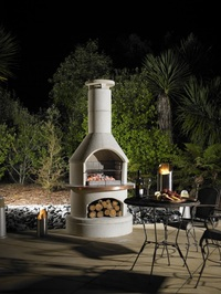 Buschbeck Outdoor Wood Fires