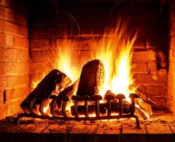 Open Wood Fires
