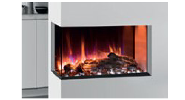 Gazco Skope Outset electric fire