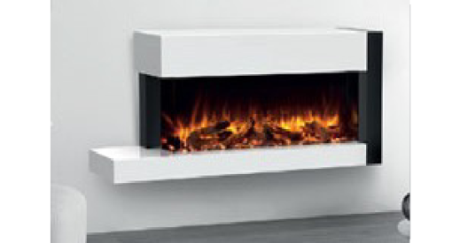 Gazco Skope Outset Trento Electric Fire
