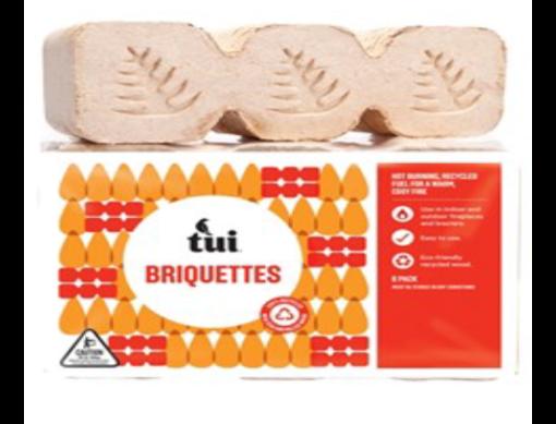 Tui Briquettes