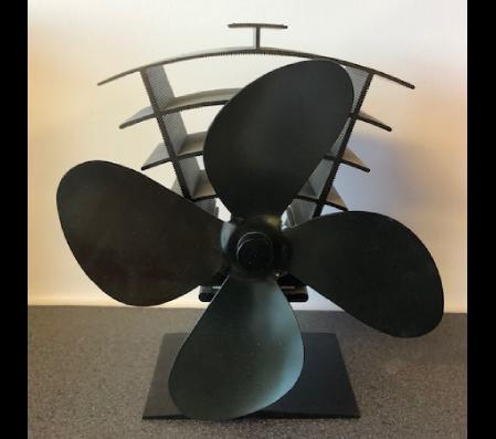 Valiant Fire Heat Fan